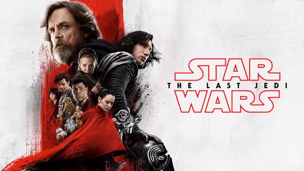 Star Wars The Last Jedi Wallpaper (IMAX Poster)