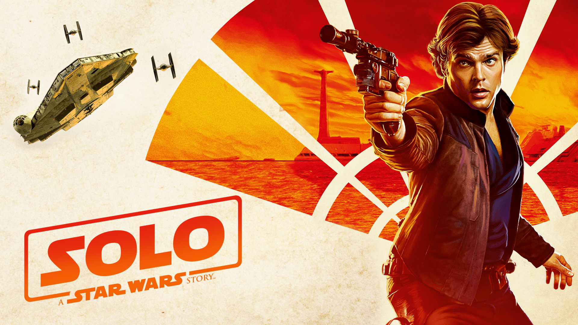 Solo A Star Wars Story Wallpaper Han By Spirit Of Adventure On