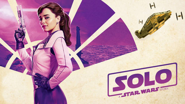 Solo A Star Wars Story Wallpaper (Qi'ra)