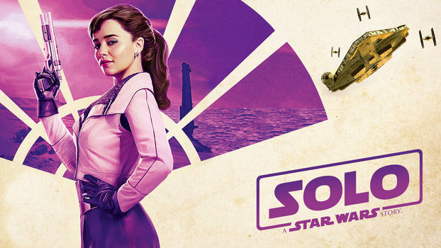 Solo A Star Wars Story Wallpaper (Qi'ra)