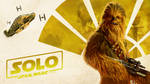 Solo A Star Wars Story Wallpaper (Chewbacca)
