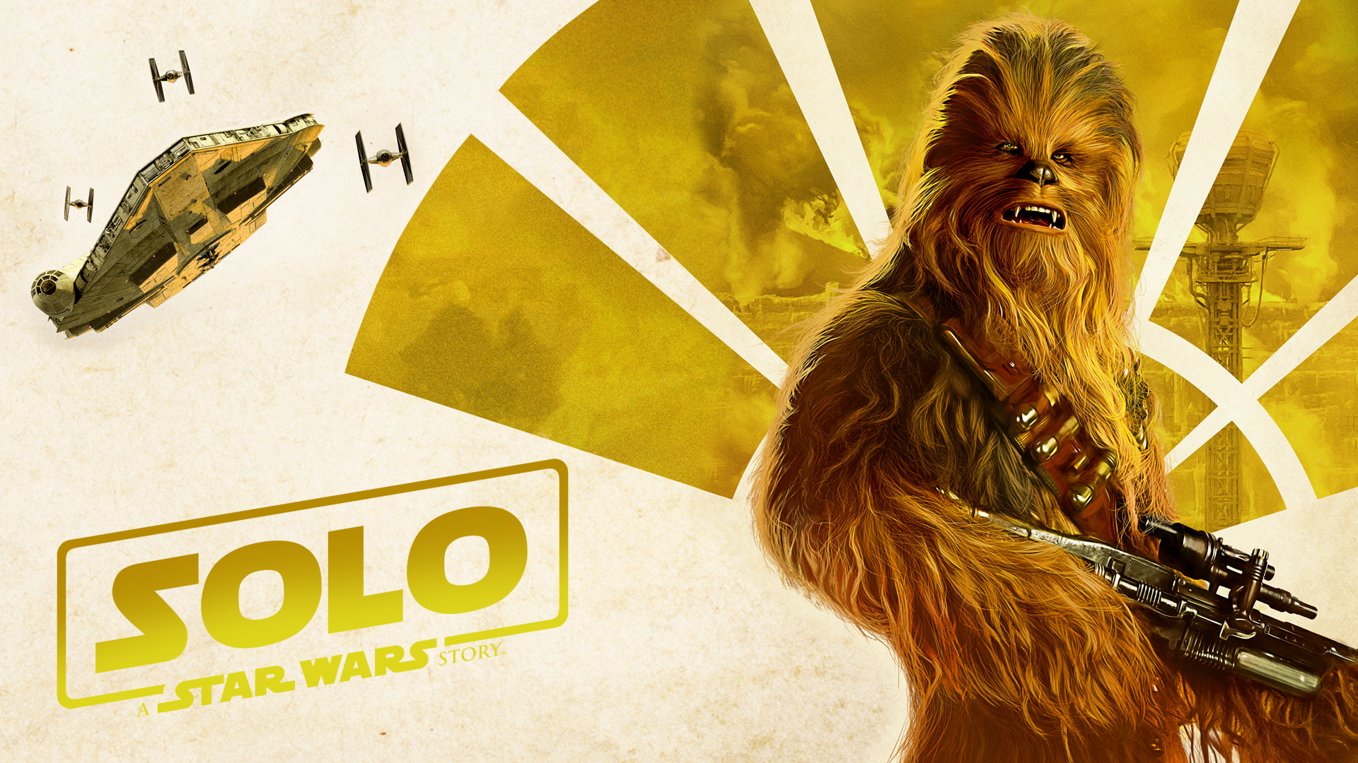 Solo A Star Wars Story Wallpaper Chewbacca By Spirit Of Adventure On Deviantart
