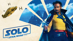 Solo A Star Wars Story Wallpaper (Lando) by Spirit--Of-Adventure