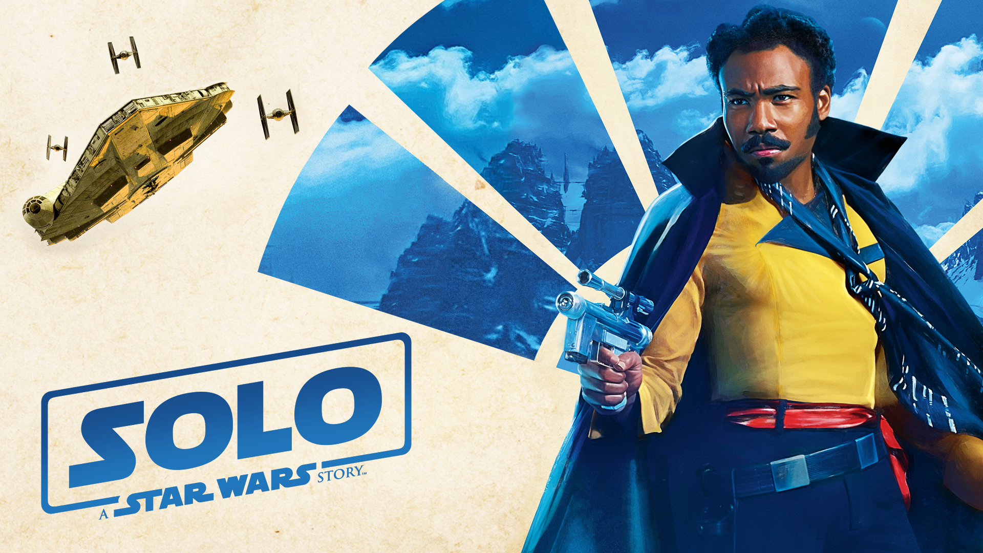Solo A Star Wars Story Wallpaper Lando By Spirit Of Adventure