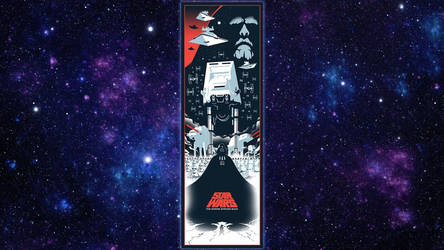 The Empire Strikes Back Wallpaper by Eric Tan by Spirit--Of-Adventure