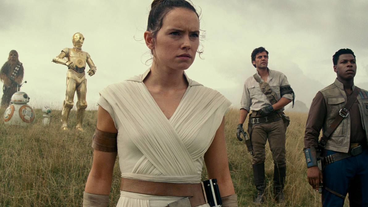 Star Wars: The Rise of Skywalker Wallpaper by Spirit--Of-Adventure