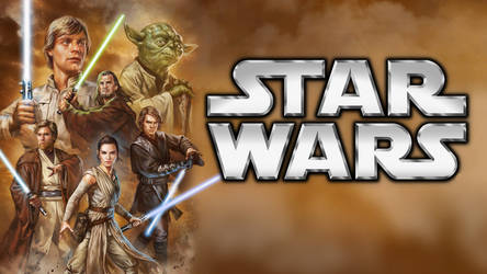 Star Wars Wallpaper - Light Side by Spirit--Of-Adventure