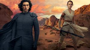 The Rise of Skywalker wallpaper (Vanity Fair)