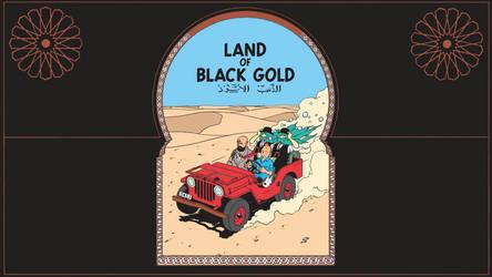 Land of Black Gold - Wallpaper