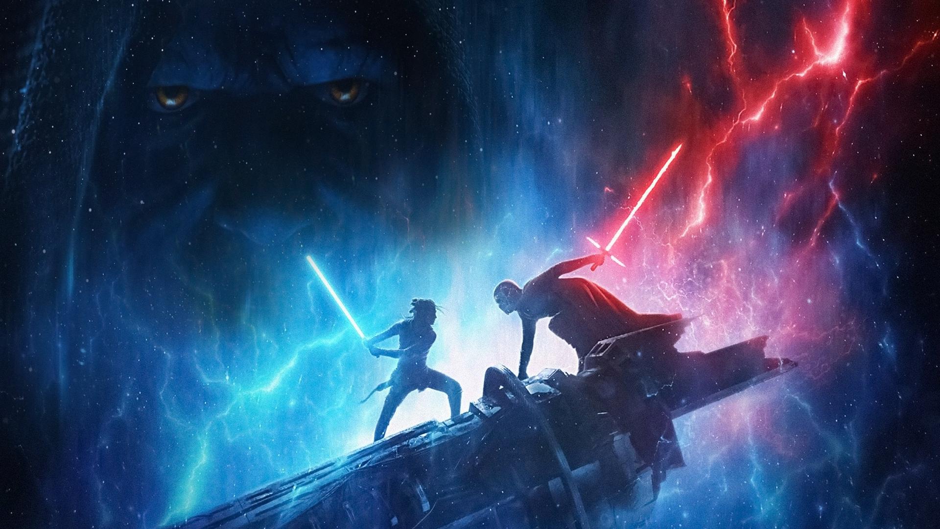 The Rise Of Skywalker Wallpaper Teaser By Spirit Of Adventure On Deviantart