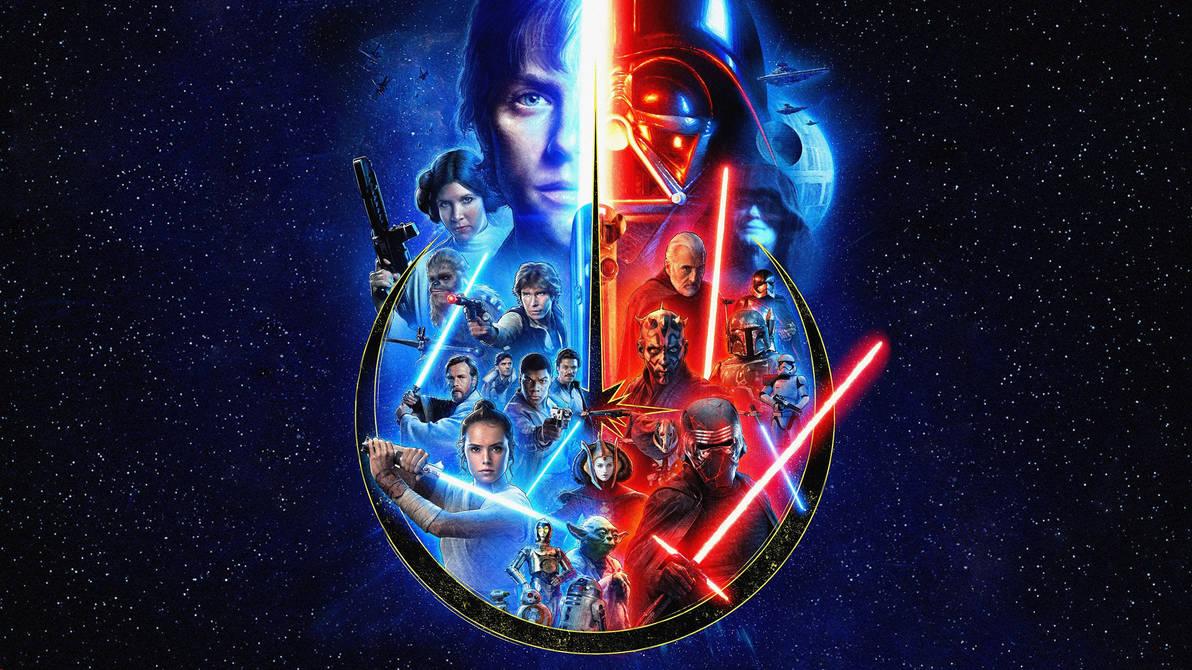 Star Wars Wallpaper Disney Poster By Spirit Of Adventure On Deviantart