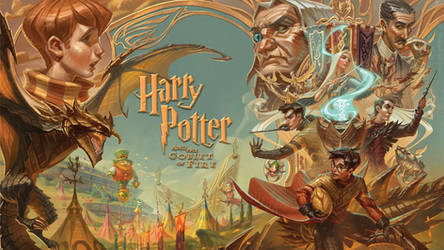 Harry Potter and the Goblet of Fire Wallpaper