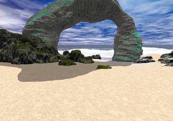 Na Praia by carlsou