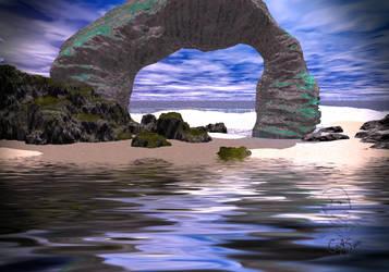 Na-praia by carlsou