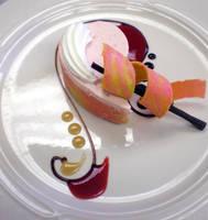 Raspberry Souffle Glace by Heidilu22