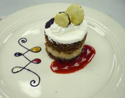 Cinnamon Ice Cream Cake by Heidilu22