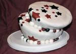 Ashleigh's B-Day Cake by Heidilu22