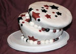 Ashleigh's B-Day Cake