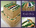 Benjamin Bunny Cake by Heidilu22