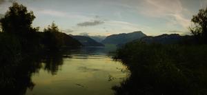 Lake Lucerne by Joetjuhh