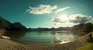 Lago d'Iseo by Joetjuhh