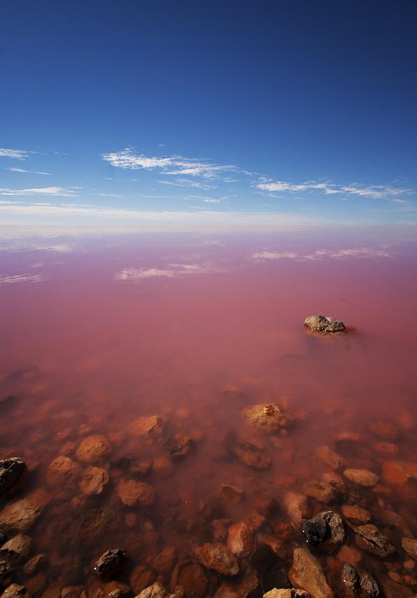 Lake of Pink by Joetjuhh