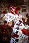 Queen of hearts - Original Alice in Wonderland by AlexisDames