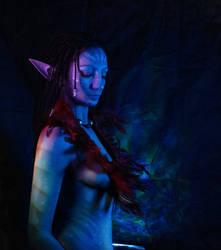 Neytiri - Avatar Cosplay by AlexisDames
