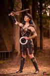 Xena Warrior Princess - Cosplay