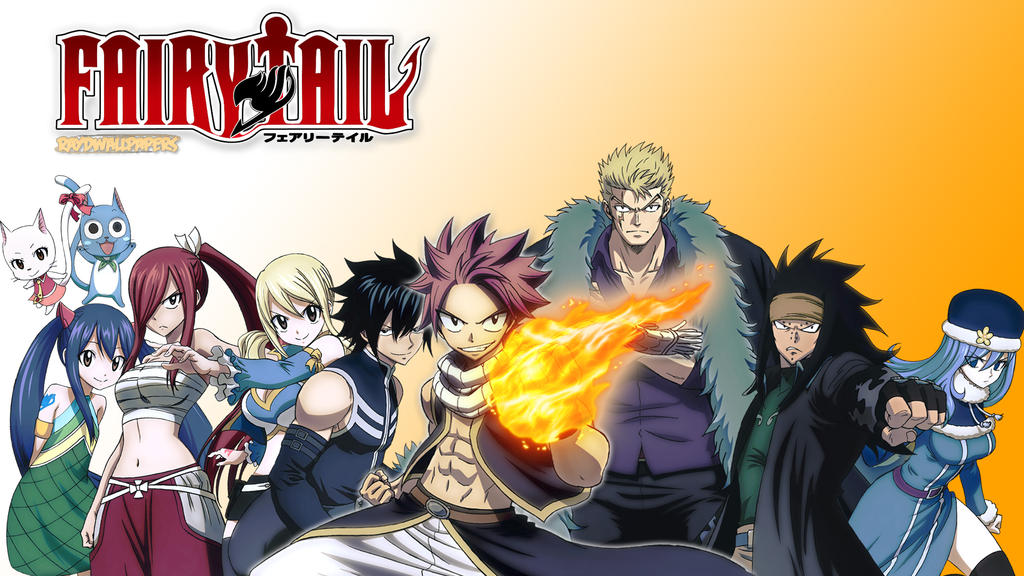 INDEX LINK FAIRY TAIL 2014