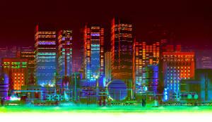 Sonic 2 HD Chemicalplantzone
