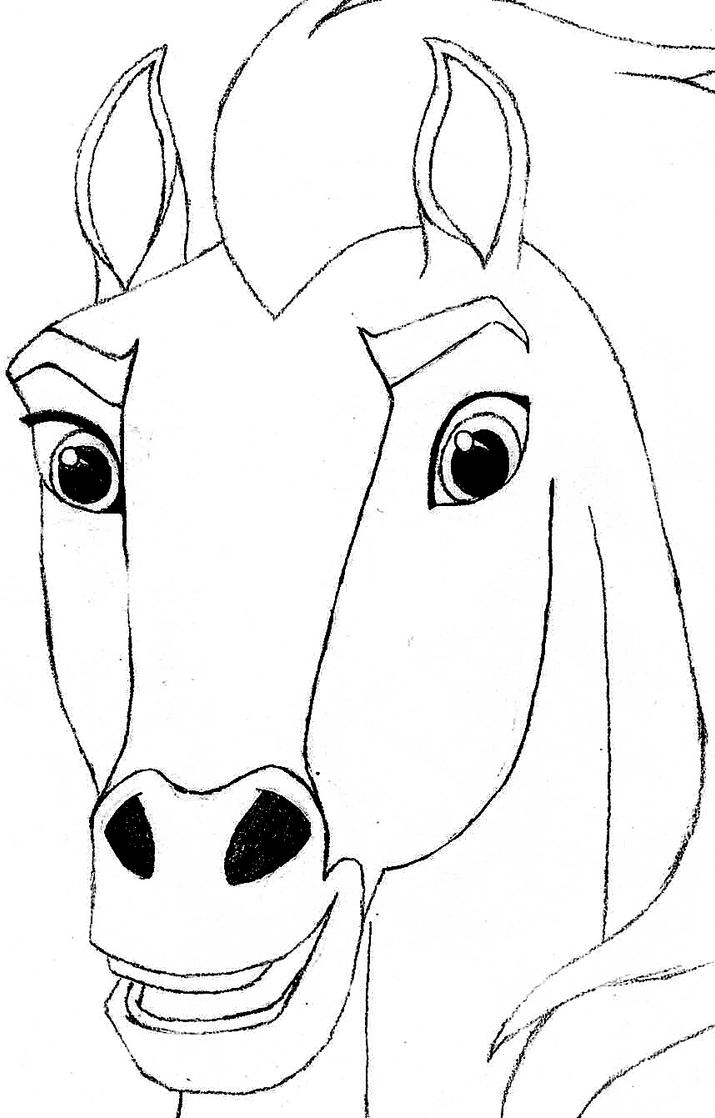 spirit stallion coloring pages disney coloring pages
