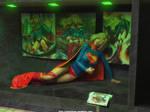 Supergirl on Display