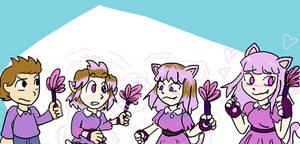 TG: Kitty Toy by KJsOtherArt