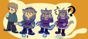TG: Magic Cat Ball by KJsOtherArt