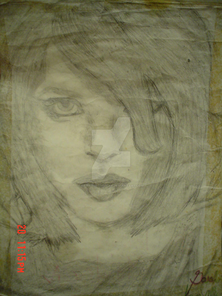 Shirley Manson of garbage by DarkOneCosplay