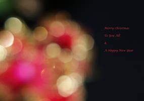 Christmas Lights by Deb-e-ann