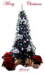 Merry Christmas 2014 by Deb-e-ann
