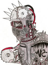 Killing Machine by Miniskirt