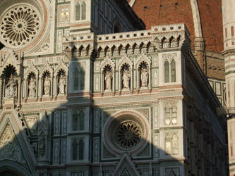 S. Maria del Fiore sunset by EstelAlasse