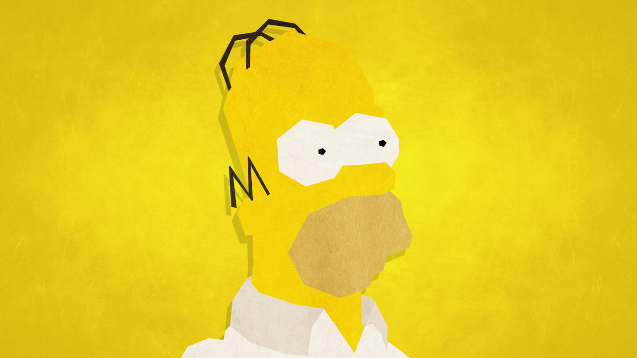 The Simpsons by LEMMiNO