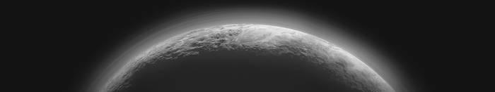 Wallpaper - Pluto 2 by LEMMiNO