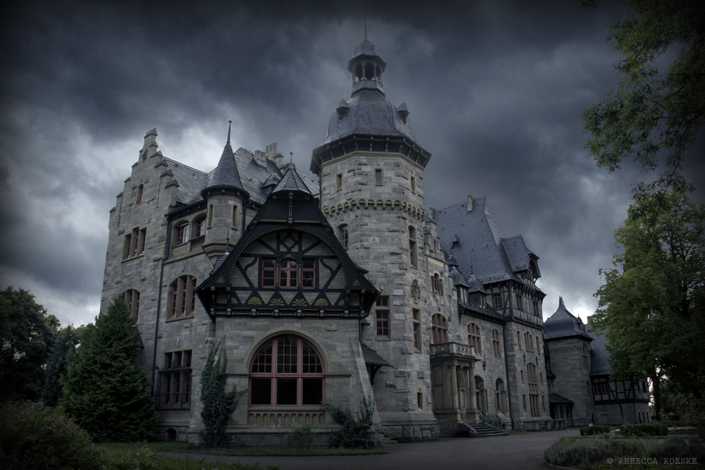 Abandoned Mansion By Eisblume On Deviantart