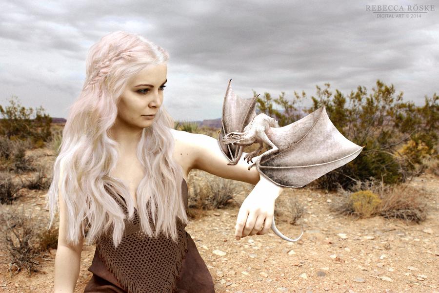 Daenerys by Eisblume