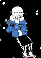 Ukulele Sans by animegamergirl13