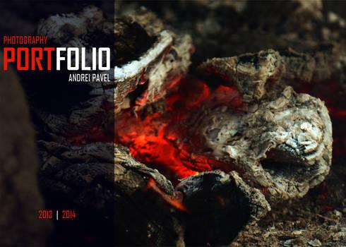 2013-2014 COver- Photography portfolio