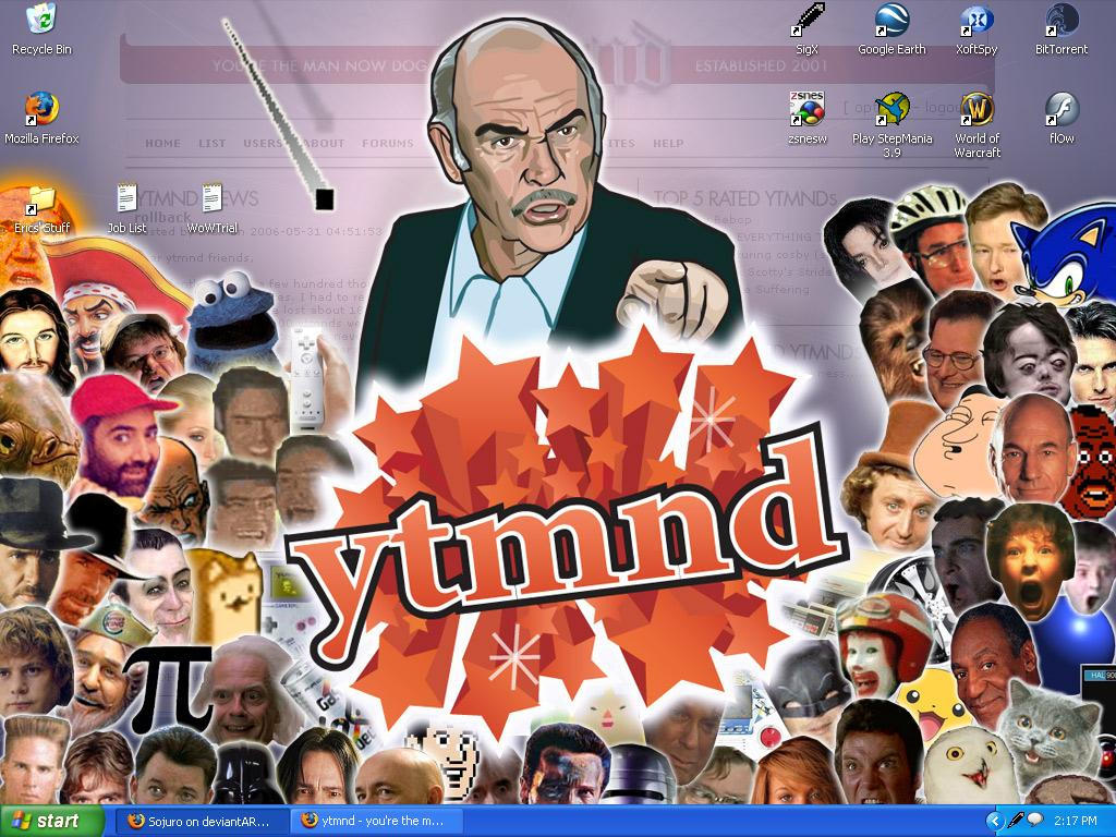 YTMND Desktop by Sojuro