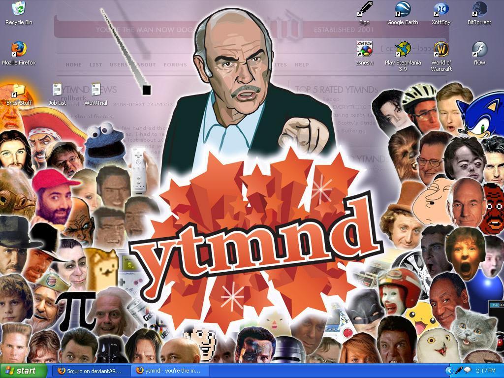 YTMND Desktop by Sojuro