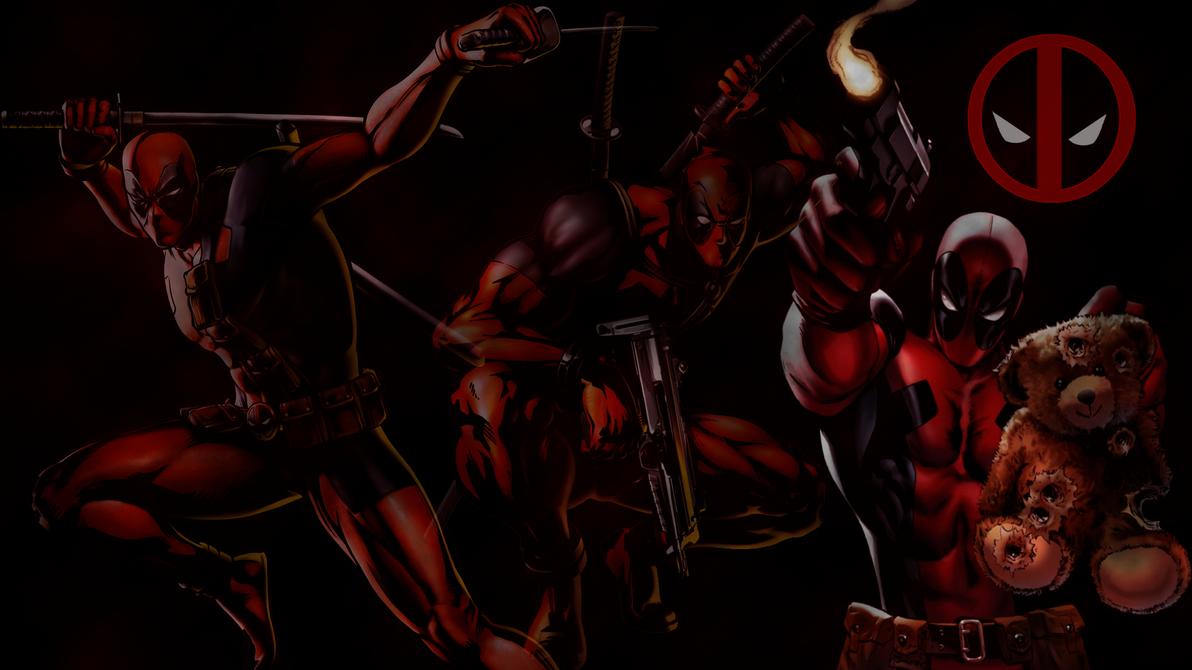 Pictures Of Deadpool Deviantart Wallpaper Rock Cafe