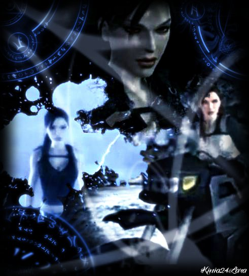 Tomb Rider Wallpaper: Tomb Raider Underworld By Kinia24Lara On DeviantArt